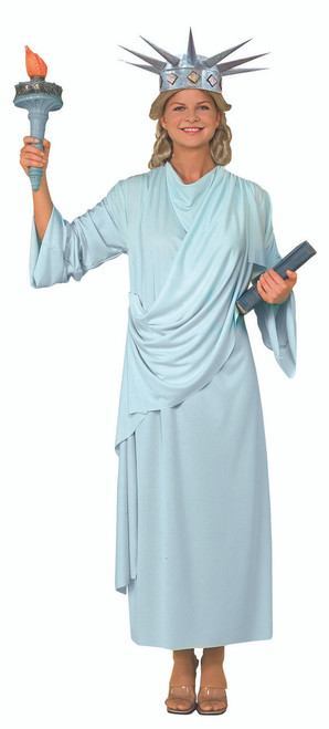 Miss Liberty Patriotic Costume