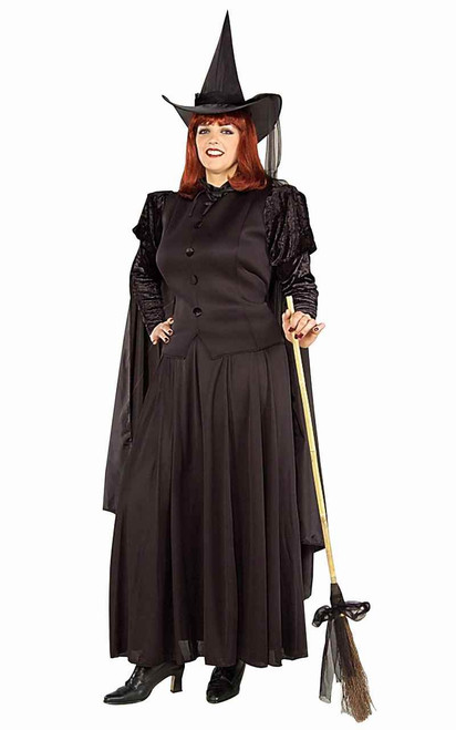 Classic Witch Costume - Plus Size