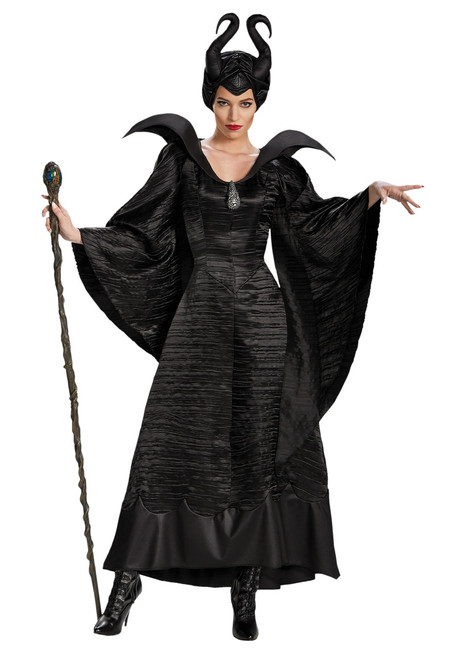 Maleficent Christening Gown Costume - Plus Size