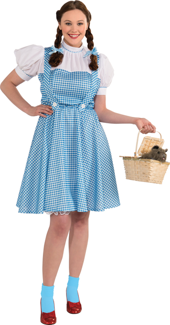 Dorothy Wizard of Oz Costume - Plus Size
