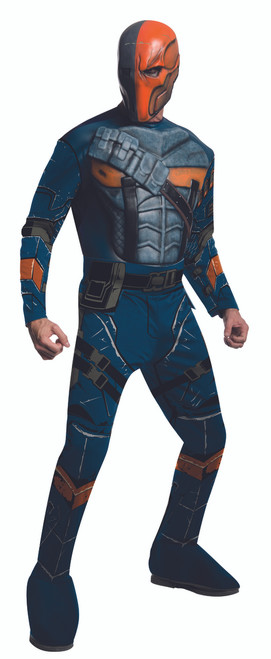 Deathstroke Batman Arkham City Costume