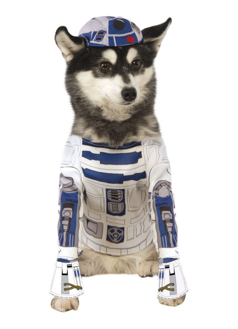 Star Wars R2-D2 Pet Dog Costume