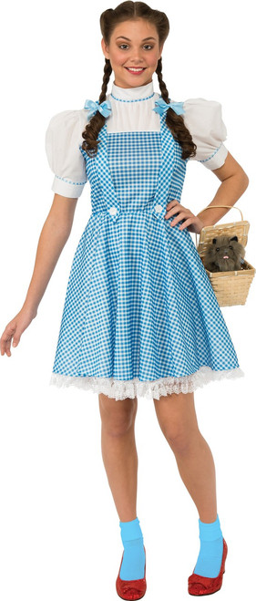 Teen Classic The Wizard of Oz Dorothy Costume