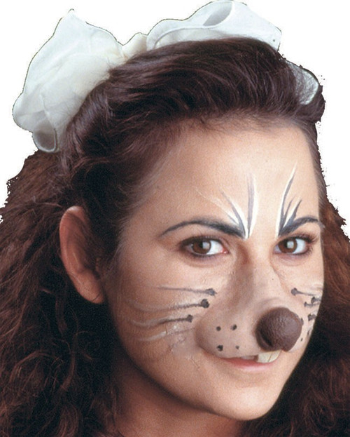 Mouse Face Latex Appliance