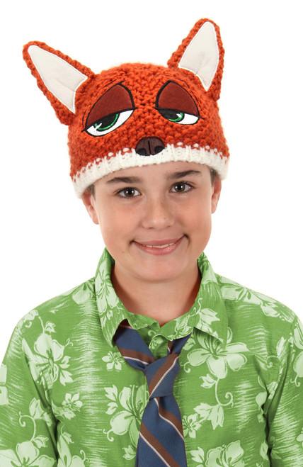 Nick Wilde Zootopia Beanie Hat