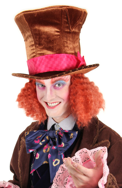 Young Mad Hatter Through The Looking Glass Hat