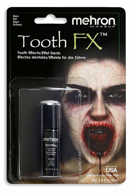 Mehron Tooth FX Colour - Black