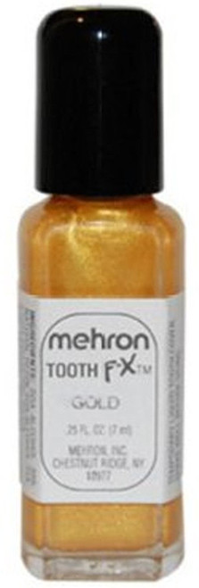 - Mehron Gold Tooth FX Colour