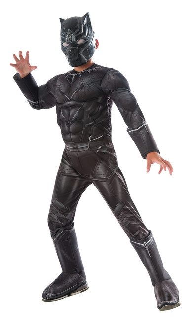 Black Panther Civil War Deluxe Kids Costume