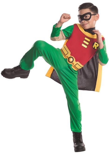 Teen Titans Go Robin Kids Costume