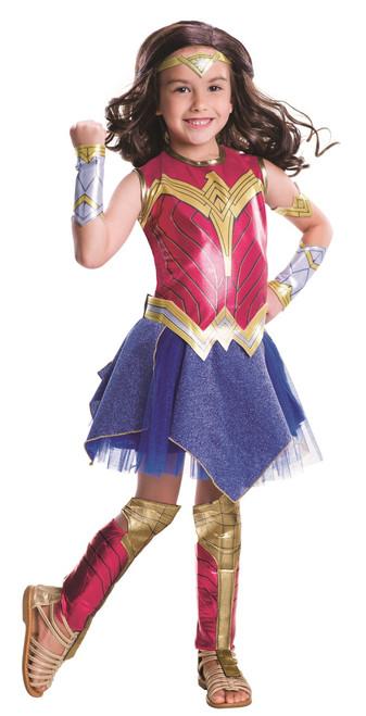 Kids Wonder Woman Batman V Superman Costume