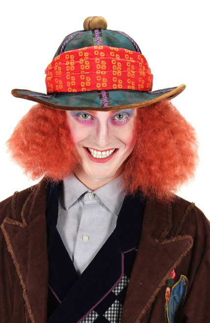 Mad Hatter Safari Hat Alice Through the Looking Glass