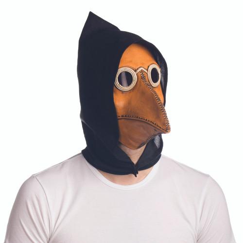 Plague Doctor Mask & Hood