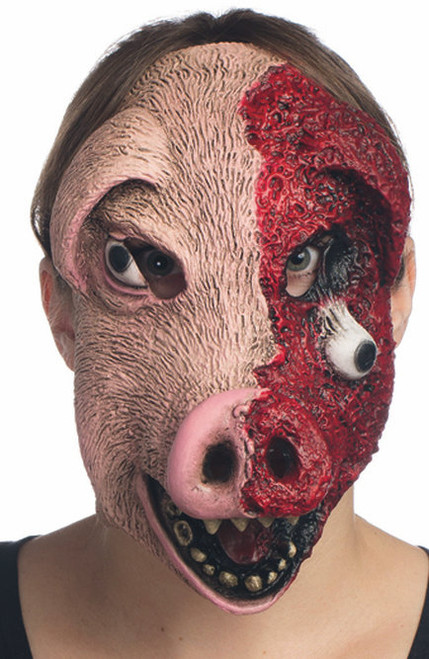 Zombie Pig Mask