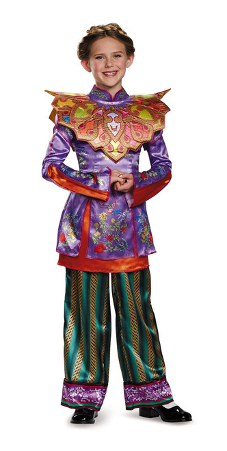 Alice Through the Looking Glass Kids Asian Look Costume