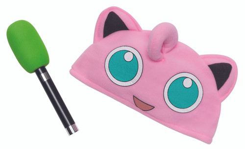 Jigglypuff Pokemon Costume Kit