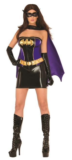 Batgirl Classic Designer Corset Costume