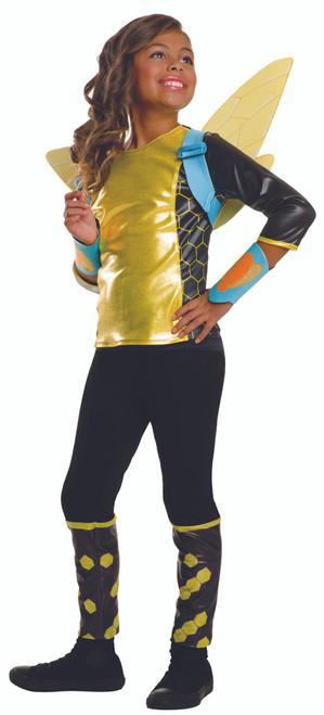 Children's Bumblebee DC Superhero Costume