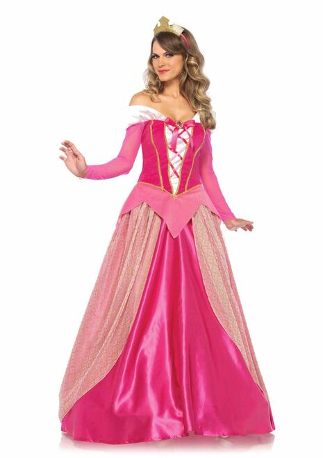 Princess Aurora Women's Costume