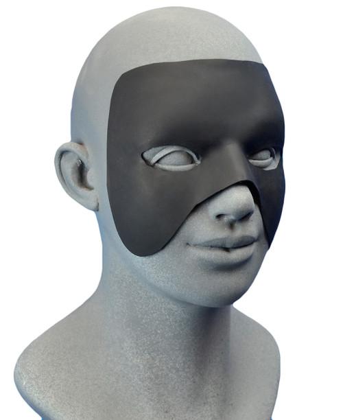 Make a Hero Mask Latex Appliance Black