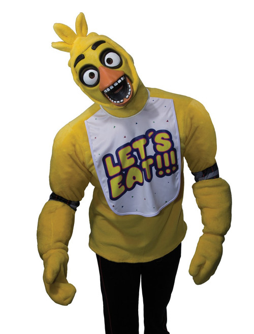Five Nights at Freddy's Chica Teen Costume