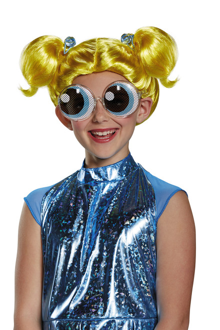 Children's Powerpuff Girls Bubbles Wig