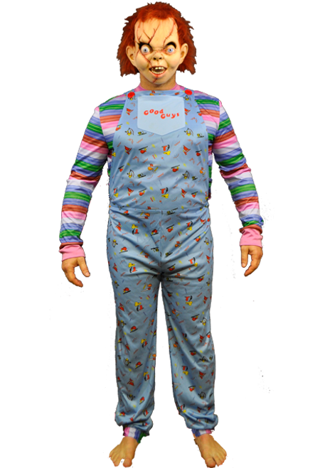 Chucky Child's Play Adult Costume