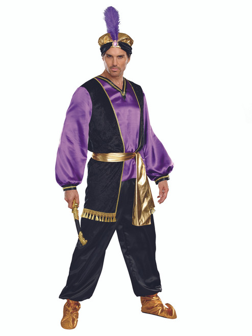 The Sultan Men's Halloween Costume