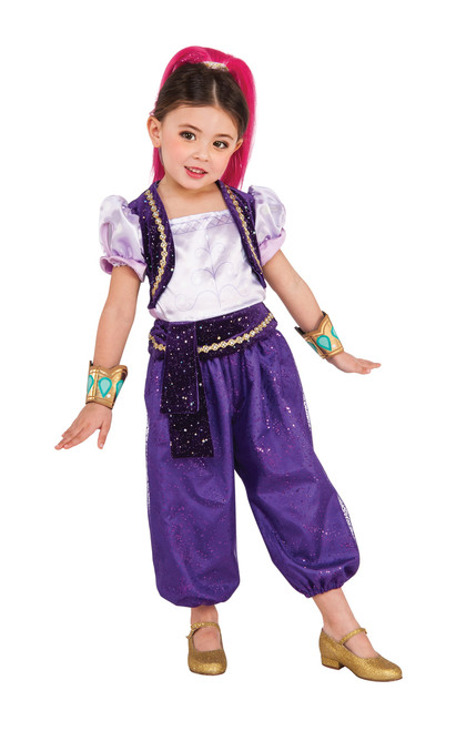 Toddler's Shimmer - Simmer and Shine Genie Costume