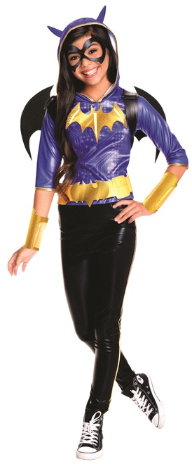Children's Batgirl DC Superhero Costume