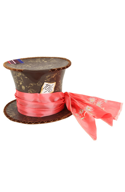 Mad Hatter Replica Tea Party Hat