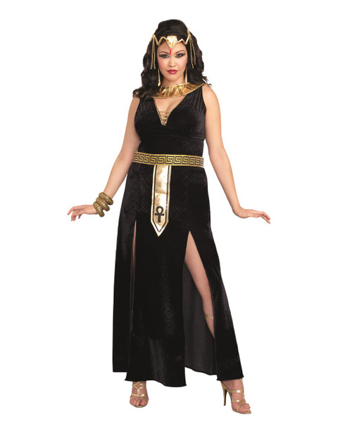 Exquisite Cleopatra Egyptian Costume - Plus Size