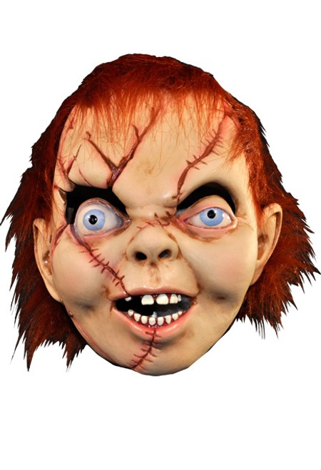 Bride of Chucky Scarred Mask