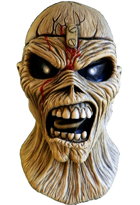 Iron Maiden Eddie Killers Halloween Mask The Costume Shoppe