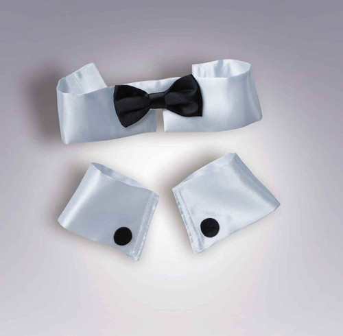 Chippendale Collar and Cuffs Set