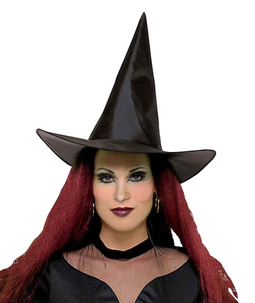 Classic Taffeta Witch Hat
