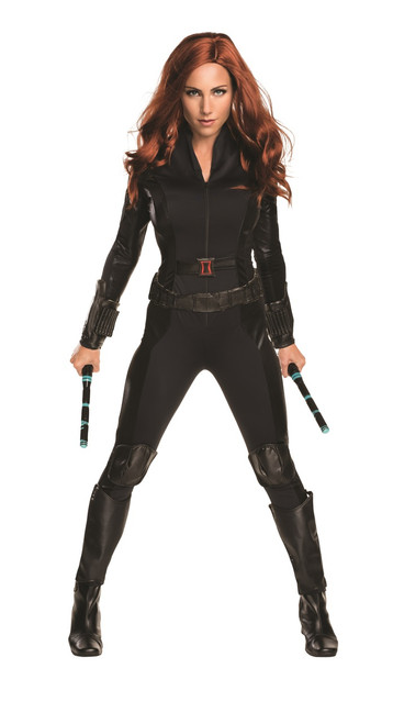 Black Widow Civil War Ladies Costume
