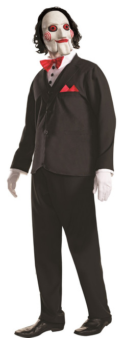 Billy SAW Movies Mens Costume