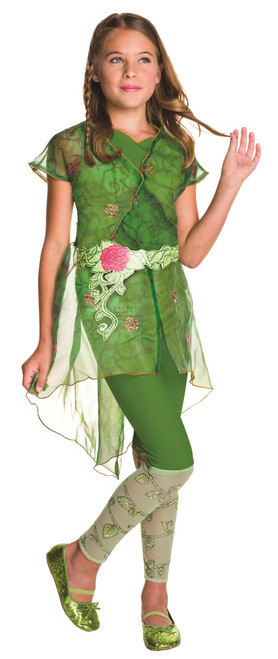 Poison Ivy DC Superhero Girls Kids Costume