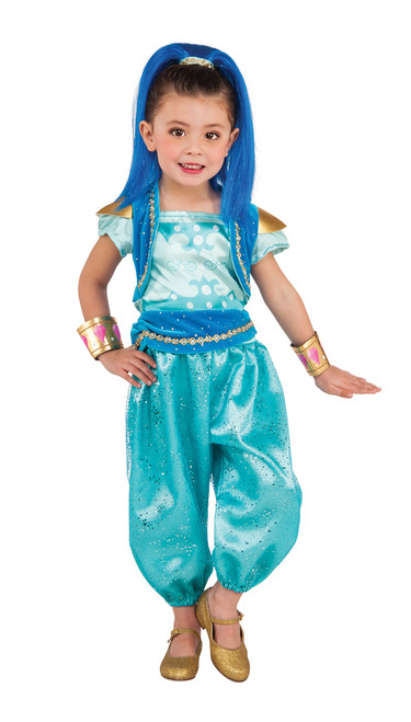 Toddler's Shine Shimmer and Shine Genie Costume