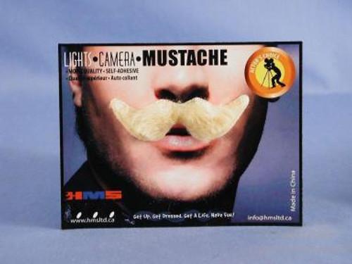 Debonair Moustache -3 Colours