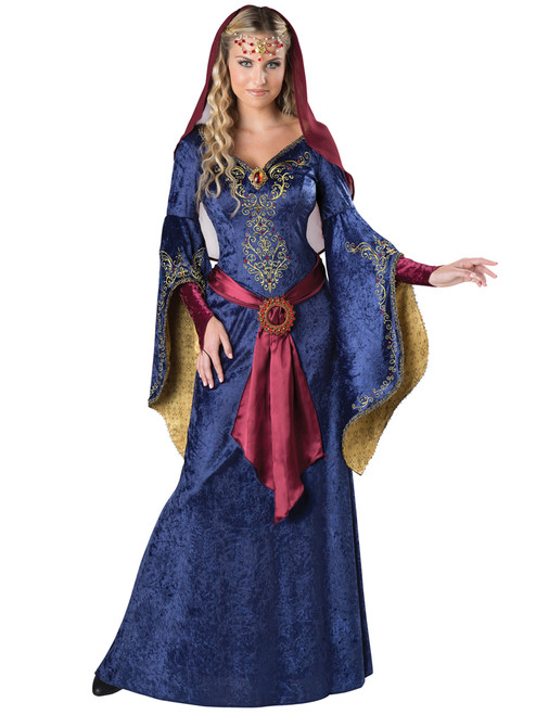 Deluxe Maid Marian Renaissance Costume