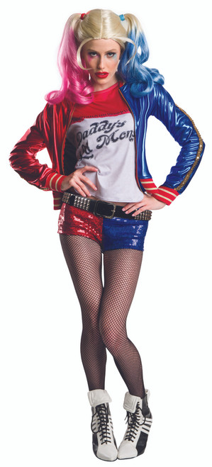 Harley Quinn Super Deluxe Suicide Squad Costume