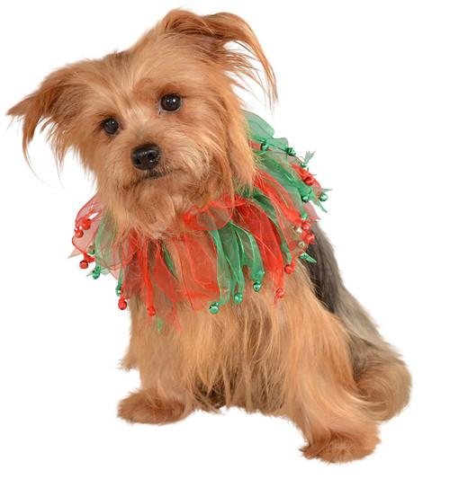 Christmas Festive Pet Collar