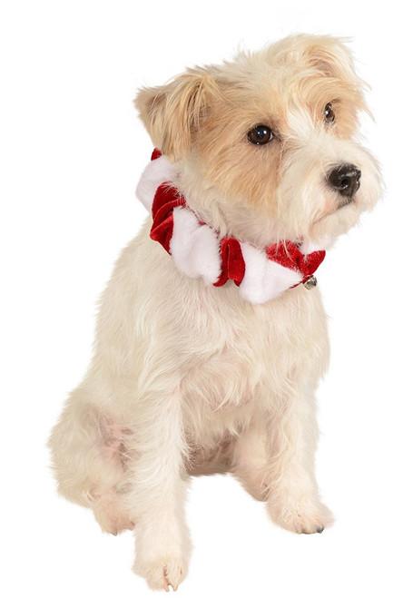 Scrunchie Bell Pet Collar