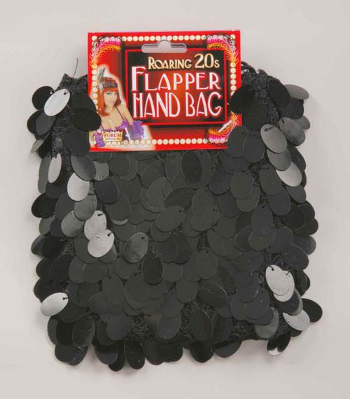Roaring 20s Sequin Flapper Bag