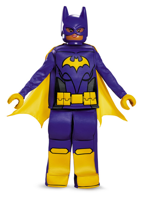 Kids Lego Movie Batgirl Prestige Costume