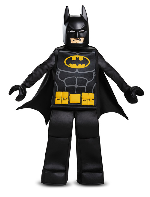 Kids The Lego Batman Movie Prestige Costume