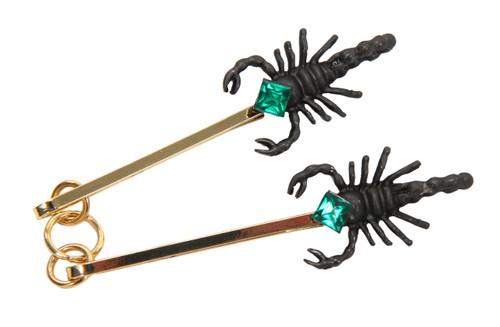 Fantastic Beasts Percival Scorpion Pin