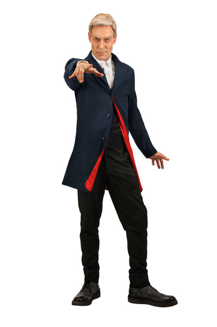Licensed 12th Doctor Who Jacket